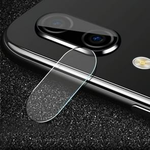 0.3mm 2.5D Round Edge Rear Camera Lens Tempered Glass Film for Vivo Y91