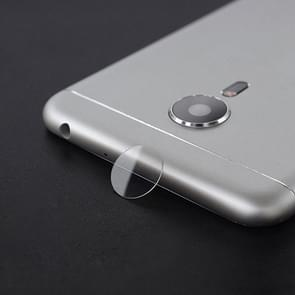 0.3mm Straight Edge Rear Camera Lens Tempered Glass Film for Meizu MX5