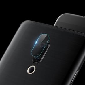 0.3mm 2.5D rond de Lens van de Camera van de achterkant van de rand getemperd glas Film voor Meizu 15 Plus