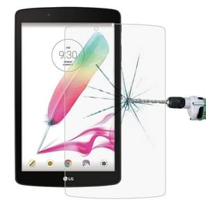 0.3mm 9H Full Screen Tempered Glass Film for LG G PAD F 8.0 / V495