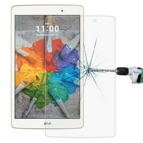 0.3mm 9H Full Screen Tempered Glass Film for LG G Pad X 8.0
