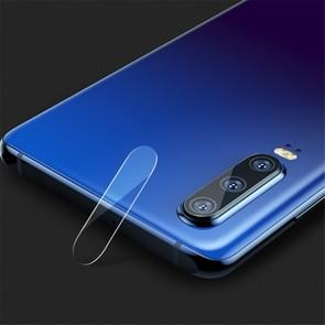 0.3mm 2.5D Transparent Rear Camera Lens Protector Tempered Glass Film for Huawei P30