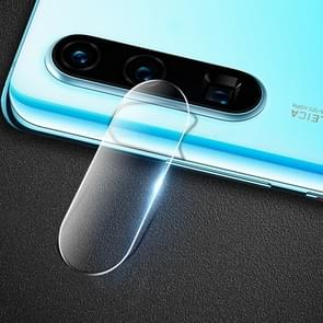 0.3mm 2.5D Transparent Rear Camera Lens Protector Tempered Glass Film for Huawei Honor 20i