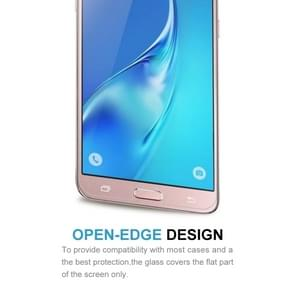 2 PCS for Galaxy J5 (2017) / J530 (US Version) 0.3mm 9H Surface Hardness 2.5D Explosion-proof Tempered Glass Non-full Screen Film