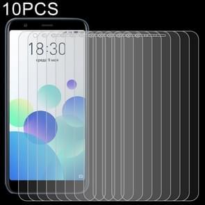 10 PCS 0 26 mm 9H 2.5D explosieveilige getemperd glas Film voor Meizu M8c