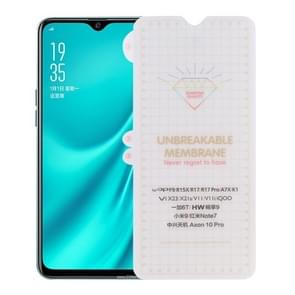 Full Screen Soft TPU Protector for OPPO F9