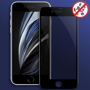 MOMAX Voor iPhone SE 2020 Anti-glare Anti-spy 2.5D 0.3mm Sterilisatie Tempered Glass Film