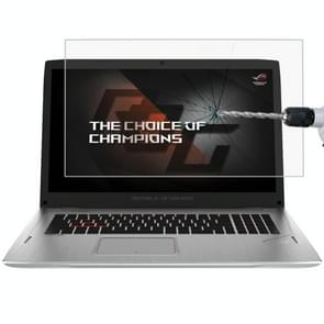Laptop Screen HD Tempered Glass Protective Film for ASUS ROG GL702VM (7th Gen Intel Core) 17.3 inch