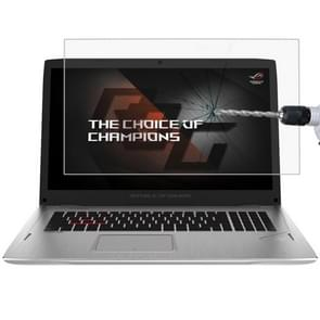 Laptop Screen HD Tempered Glass Protective Film for ASUS ROG GL702VS 17.3 inch