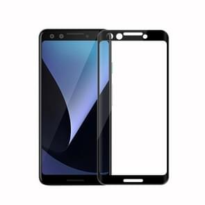 MOFI 9H 3D Curved Tempered Glass Film for Google Pixel 3 (Black)