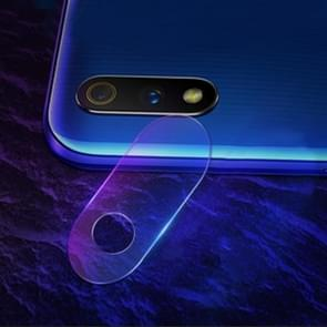 0.3mm 2.5D Round Edge Rear Camera Lens Tempered Glass Film for OPPO Realme 3 Pro