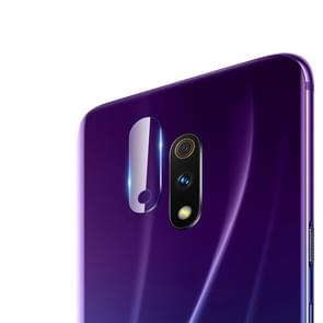 0.3mm 2.5D Round Edge Rear Camera Lens Tempered Glass Film for OPPO Realme X