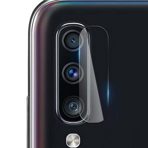 0.3mm 2.5D Round Edge Rear Camera Lens Tempered Glass Film for Galaxy A40S