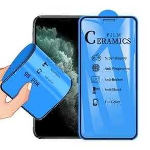 2.5D Full Glue Full Cover Ceramics Film for iPhone XS Max / 11 Pro Max