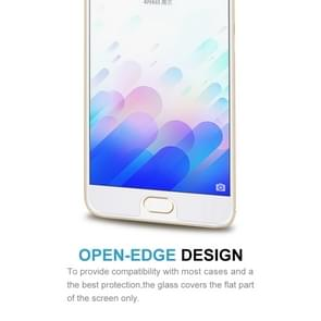 For Meizu  M3 Note / Meilan Note 3 0.26mm 9H Surface Hardness 2.5D Explosion-proof Tempered Glass Screen Film