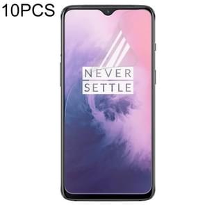 10 Piece 0.3mm TPU Full Screen Protection Soft film for Oneplus 7