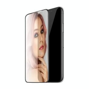 Hoco Mirror Full Screen Beauty Tempered Film for iPhone XR (Black)