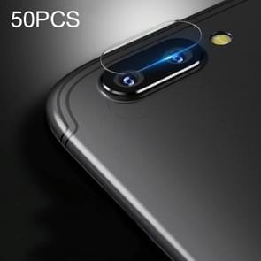 50 PCS Soft Fiber Back Camera Lens Film for Vivo X20 Plus
