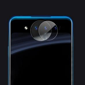 Soft Fiber back camera lens film gehard glas film voor vivo NEX Dual display