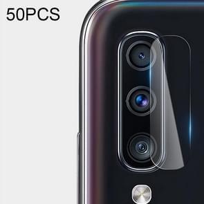50 PCS Soft Fiber Back Camera Lens Film for Galaxy A60