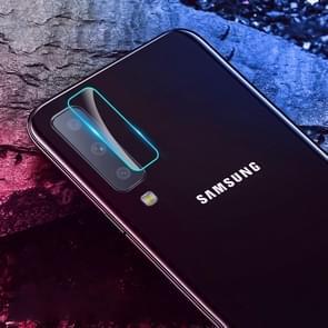 Soft Fiber Back Camera Lens Film for Galaxy A7 2018