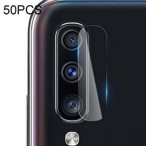 50 PCS Soft Fiber Back Camera Lens Film for Galaxy M30