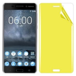For Nokia 6 Soft TPU Full Coverage Front Screen Protector