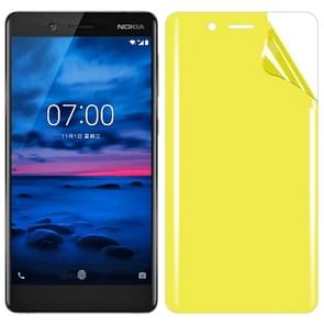 For Nokia 7 Soft TPU Full Coverage Front Screen Protector