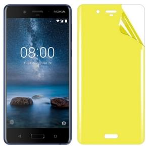 For Nokia 8 Soft TPU Full Coverage Front Screen Protector