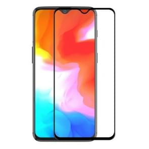 ENKAY Hat-Prince 0.26mm 9H 6D Curved Full Screen Tempered Glass Film for OnePlus 6T (Black)
