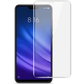 2 PCS IMAK 0.15mm Curved Full Screen Protector Hydrogel Film Front Protector for Xiaomi Mi 8 Lite