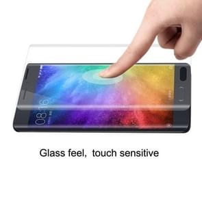 ENKAY Hat-Prince 0.1mm 3D Full Screen Protector Explosion-proof Hydrogel Film for Xiaomi Note 2, TPU+TPE+PET Material