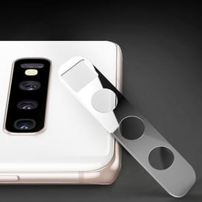 10D Full Coverage Mobile Phone Metal Rear Camera Lens Protection Cover for Samsung Galaxy S10
