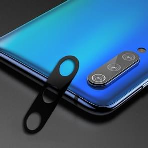 10D Full Coverage Mobile Phone Metal Rear Camera Lens Protection Ring Cover for Xiaomi Mi 9 (Black)