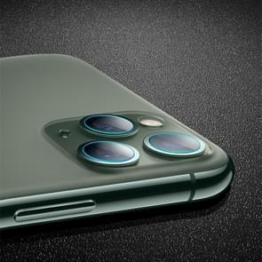 3 PCS 2.5D Back Camera Lens Tempered Glass Film for iPhone 11 Pro
