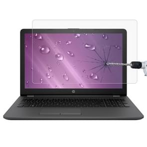 Laptop scherm HD Tempered glas beschermende Film voor HP 255 G6 Notebook PC (ENERGY STAR) 15.6 inch