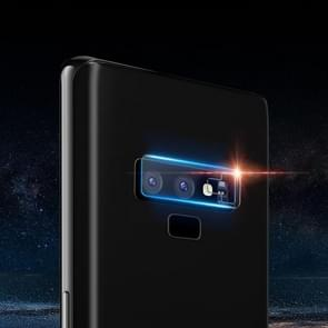 mocolo 0.15mm 9H 2.5D Round Edge Rear Camera Lens Tempered Glass Film for Galaxy Note9(Transparent)