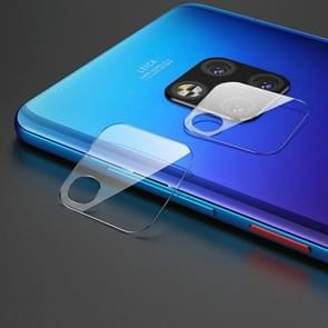 mocolo 0.15mm 9H 2.5D Round Edge Rear Camera Lens Tempered Glass Film for Huawei Mate 20 Pro(Transparent)