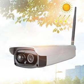 VESAFE VS-Y3 outdoor HD 1080P zonne-energie beveiliging IP-camera  ondersteuning bewegingsdetectie & PIR Wake up  IP66 waterdicht (wit)