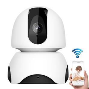 EC30 3D-navigatie internetnetwerk HD 2.0MP videocamera  ondersteuning IR nachtzicht & TF kaart & Audio Input / Output(White)
