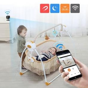 A1081 720P P2P IP Camera / Wireless WiFi remote monitoring  Mini DV Camera, with IR Night Vision & Built-in Magnet Function & Mobile Phone Remote Control(Black)