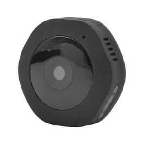 H6 HD1080P P2P Wearable Mini DV Camera, with IR Night Vision & Imported High-Definition Lens(Black)