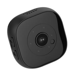 H9 Mini HD 1920 x 1080P 120 graden groothoek wearable Mini DV camera  ondersteuning infrarood nachtzicht & bewegingsdetectie opnemen & 32GB TF-kaart (zwart)