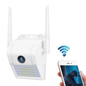 DP11 2 megapixel outdoor waterdichte Solar Wall Light draadloze IP-camera  ondersteuning meerdere nachtzicht & mobiele telefoon bewaking op afstand & Voice intercom & bewegingsdetectie/alarm & 128GB geheugenkaart