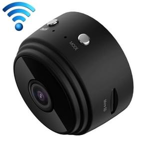 A9 1080P WiFi IP Action Camera Mini DV, Support Motion Detection & Infrared Night Vision(Black)