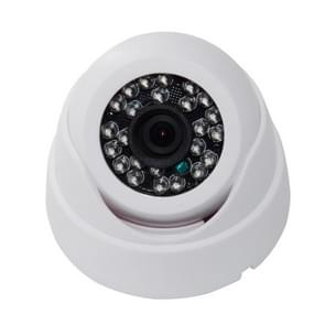WQ-7004 24 LED Lights Conch Camera (White)