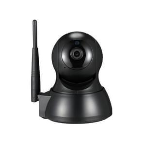 YT007 3 6 mm Lens 1.0 Megapixel WiFi draadloze infrarood Dome IP-Camera  Support bewegings detectie & e-Alarm & TF kaart  IR afstand: 10m