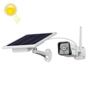 ESCAM QF320 HD 1080P 4G Solar Panel IP Camera met batterij  ondersteuning Nachtzicht & TF-kaart & PIR Bewegingsdetectie & Two Way Audio