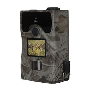LW16C 120 Degrees Wide Angle Lens IP55 Waterproof 16MP 1080P HD Infrared Hunting Trail Camera with 2.0 inch LCD Display, Support TF Card(32GB Max)