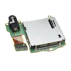 Game Card Socket Part PCB with Headphone Jack for Nintendo Switch